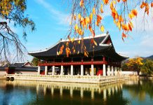 Lầu Khánh Hội – Nơi tổ chức các buổi thết đãi sứ thần ngoại bang